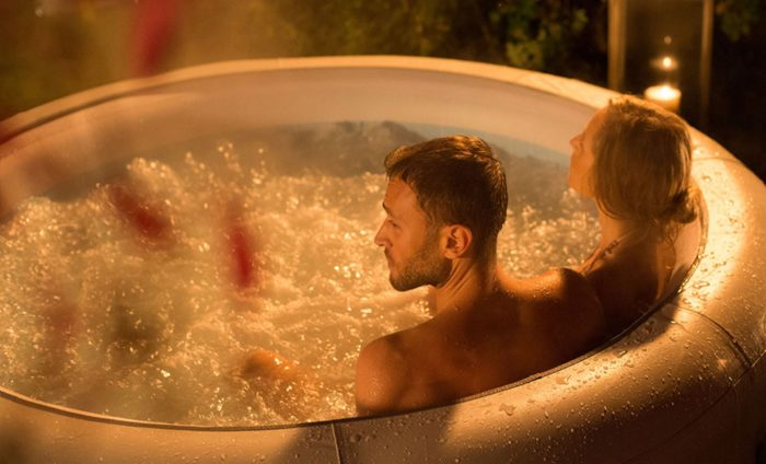 Hot Tub Party Wrexham Oswestry Chester