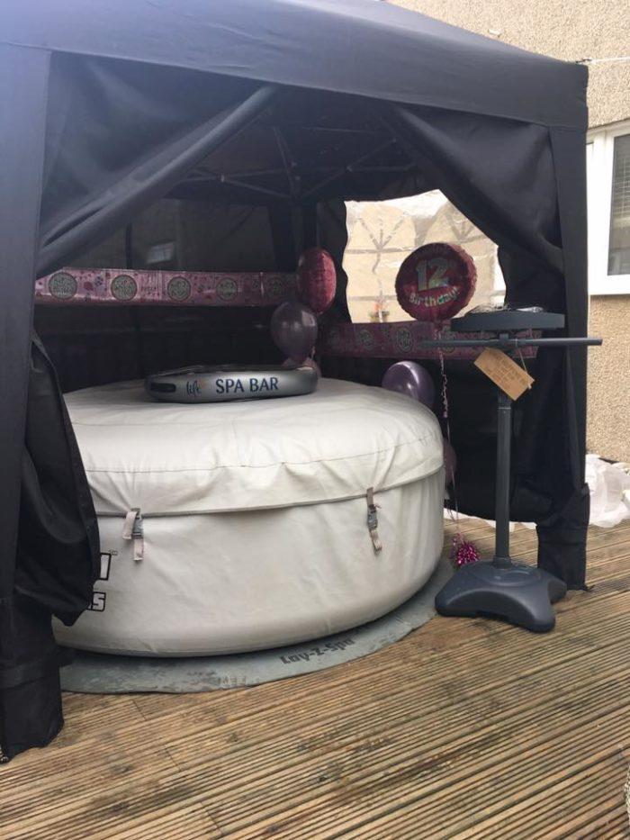 Prestige Spa Parties Hot Tubs